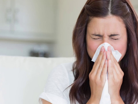 Cold & Flu Season is Quickly Approaching!