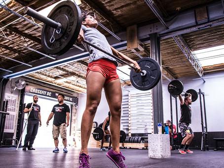 Shoulder Impingement in the CrossFit Athlete