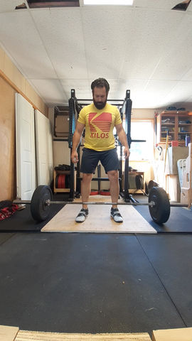 The Barbell Snatch