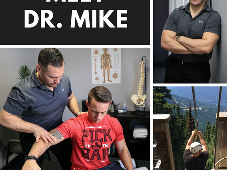 Meet Dr. Mike