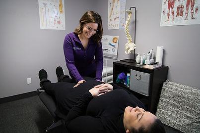 Dr. Sarah Tirimacco | Rochester Prenatal Chiropractor