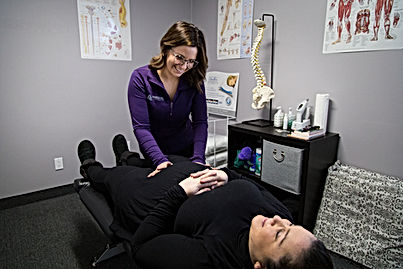 Dr. Sarah Tirimacco | Rochester Prenatal Chiropractor