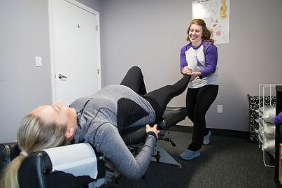 Dr. Caitlin Simpson | Rochester Prenatal Chiropractor