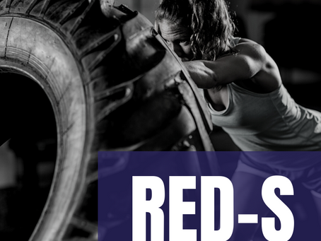 RED-S: Relative Energy Deficiency in Sport