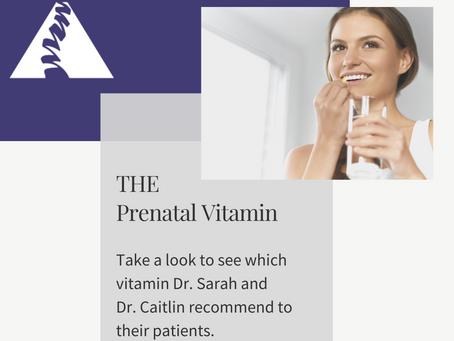 THE Prenatal Vitamin