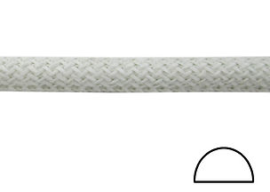 Custom D-Shaped Rope
