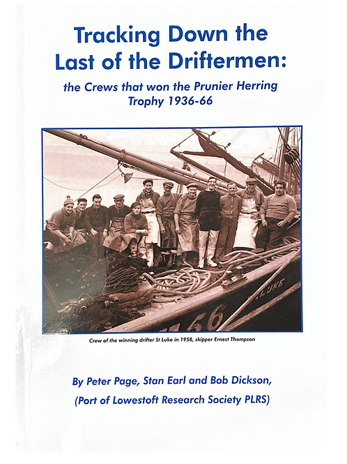 Tracking Down the Last of the Driftermen