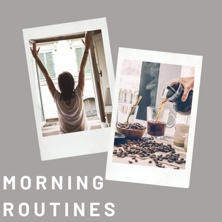Top 10 Morning Routines to bring Lifestyle Medicine into your life