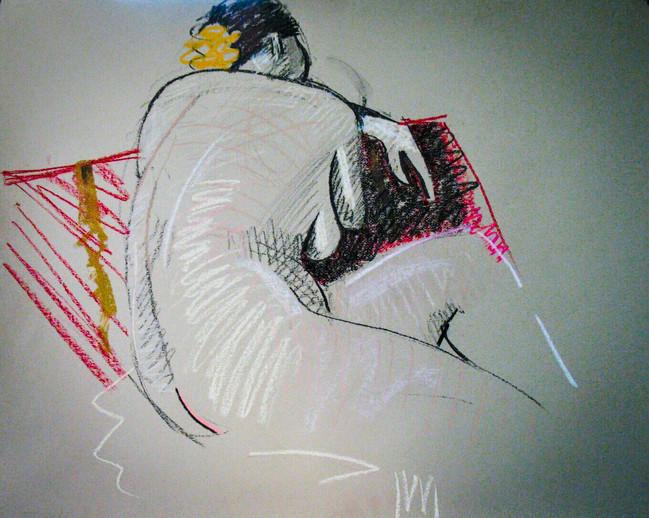Modeltekenen en schilderen in Amersfoort