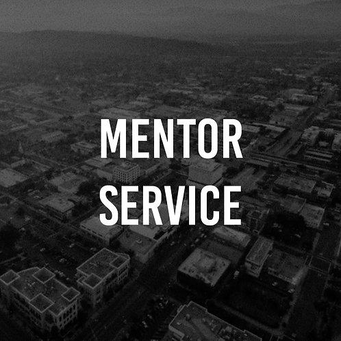 Mentor Service (Mentor Matching)