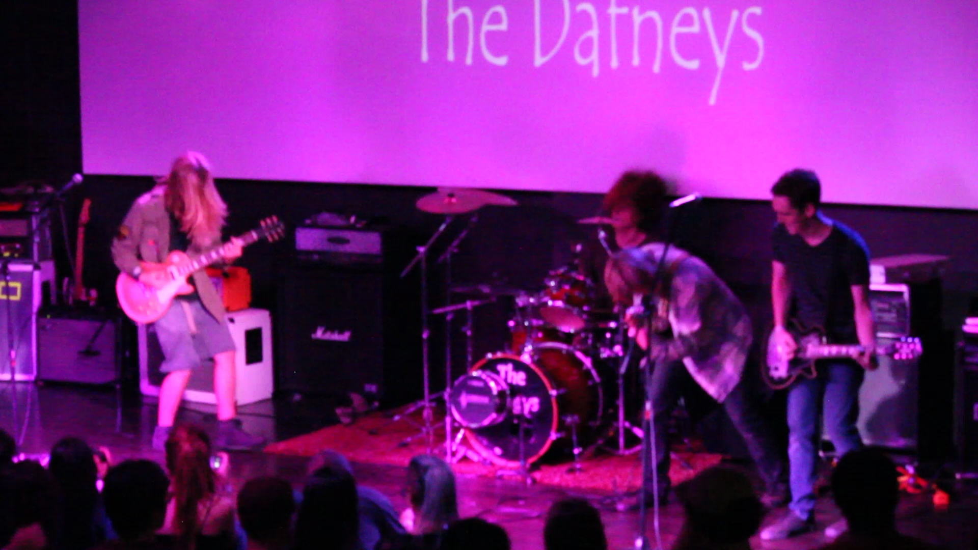 the dafneys at da vault