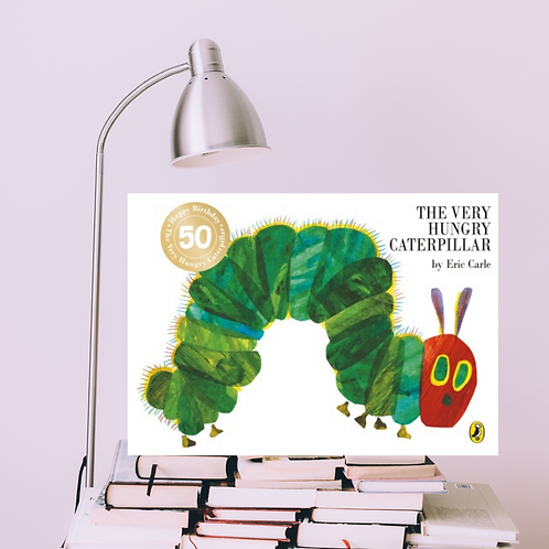 The Very Hungry Caterpillar (Boardbook)