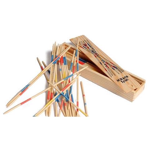 Party Bag Filler: Wooden Pick Up Sticks Game