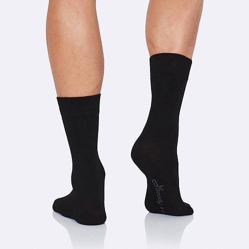 Men's Organic Bamboo Business Socks