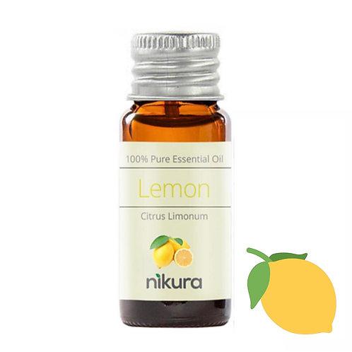 Lemon Pure Essential Oil (10ml)