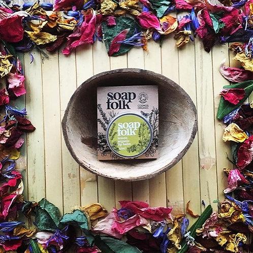 Organic Lemon Lip Balm