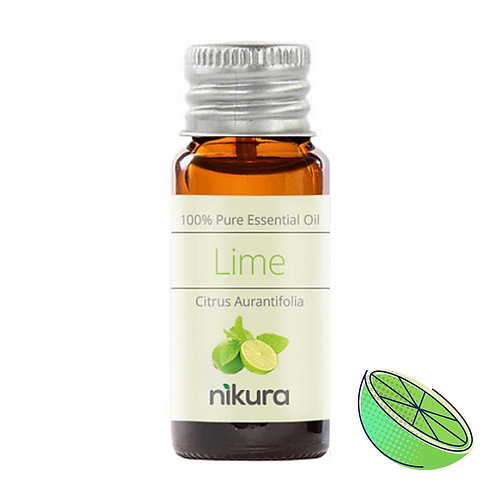 Lime Pure Essential Oil (10ml)