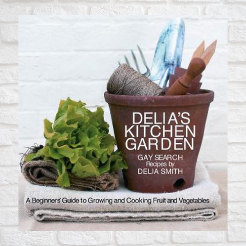 (Pre Owned) Delia's Kitchen Garden (Paperback)