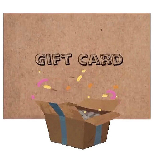 Sparkles Eco Shop Gift Card (Multiple Options)