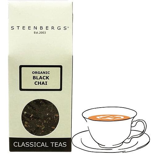 Organic Black Chai  Loose Leaf Tea 100g