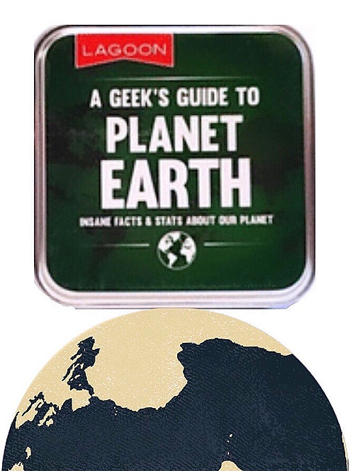 Geek's Guide To Planet Earth