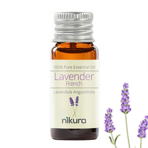 French Lavender Pure Essential Oil (10ml)