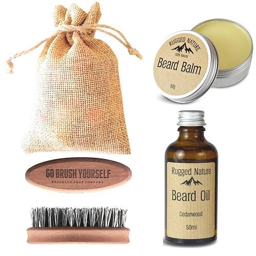 Beard Care Gift Kit