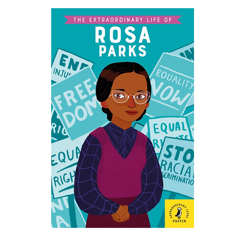 The Extraordinary Life of Rosa Parks (Paperback)