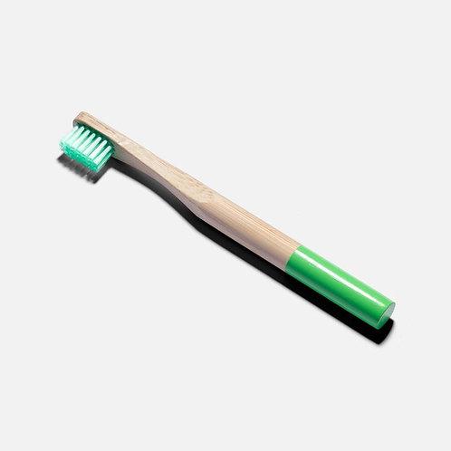 Children's Zero Waste Bamboo Toothbrush - Soft Bristles
