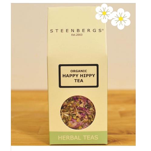 Organic Chamomile & Rose Petal Herbal Tea