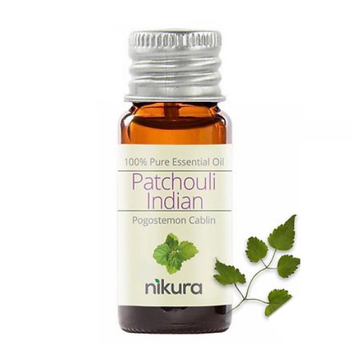Patchouli Indian Pure Essential Oil (10ml)