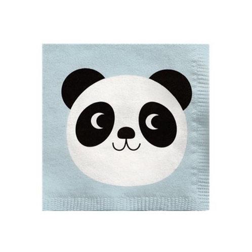 Miko The Panda Paper Napkins (20pk)