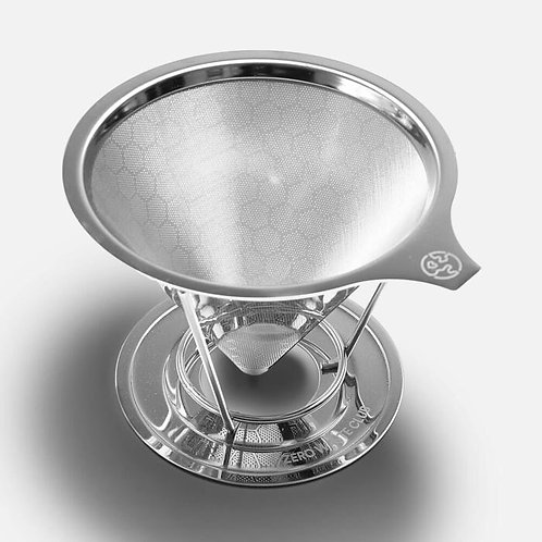 Reusable Stainless Steel Fine Mesh Coffee/Tea Filter