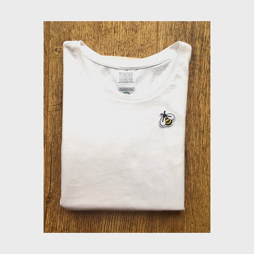 'Save the Bees Please' Organic Cotton T-shirt (Unisex)