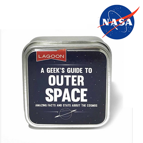 A Geek's Guide To Outer Space Tin