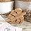 Thumbnail: Monstera Leaf 3 Piece Wooden Puzzle