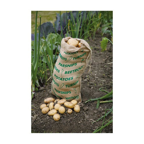 Natural Jute Potato & Veg Sack