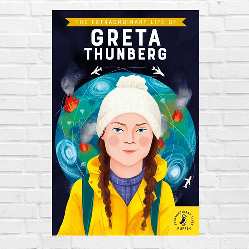 The Extraordinary Life of Greta Thunberg (Paperback)