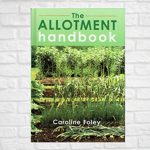 (Pre Owned) The Allotment Handbook (Hardback)