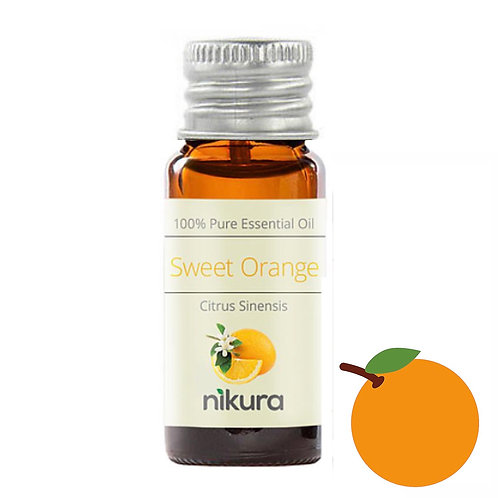 Sweet Orange Pure Essential Oil (10ml)