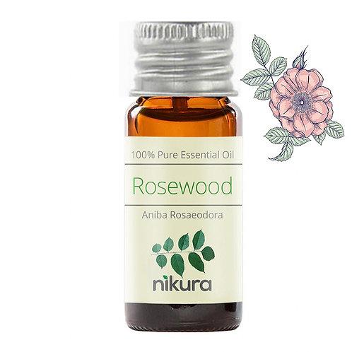 Pure Rosewood Essential Oil (10ml)