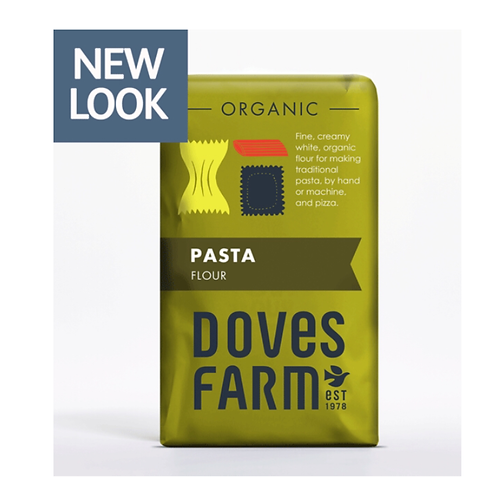 Doves Farm Organic Pizza/Pasta Flour 1kg