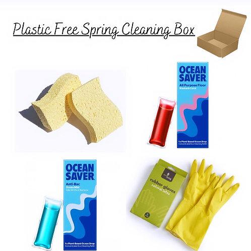 Vegan  Spring Cleaning Box (Plastic Free)