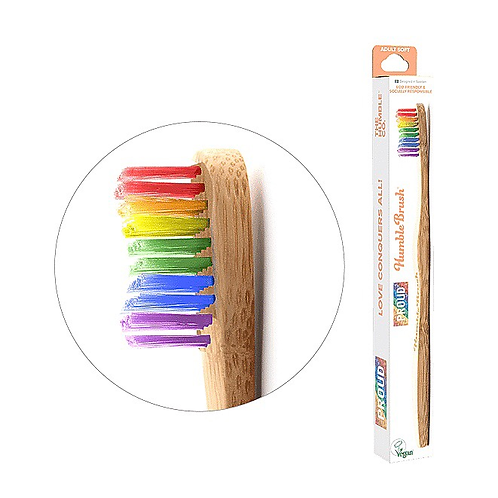 Adult's Zero Waste Bamboo Toothbrush - Soft Bristles