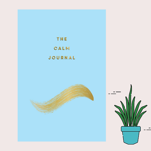 The Calm Journal (Paperback)