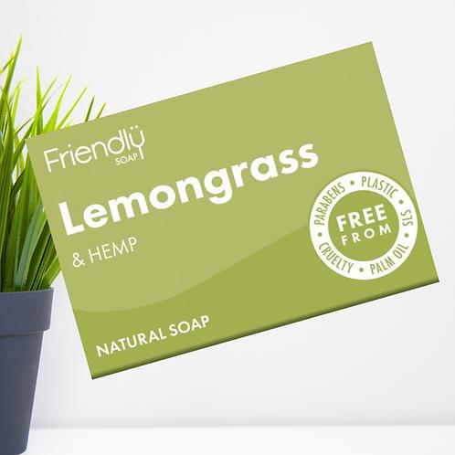 Lemongrass Hand & Body Soap