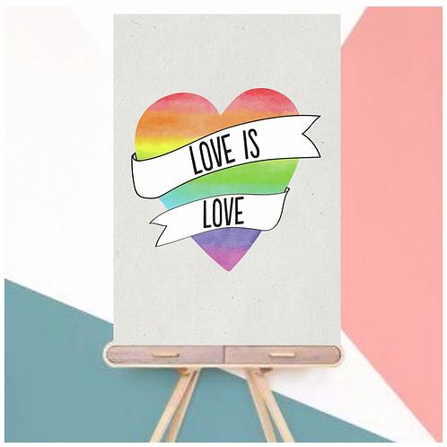 Love is Love (Hardback)