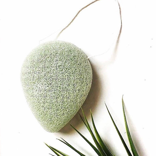 Natural Konjac Facial Sponge - Made From a Plant Not Plastic