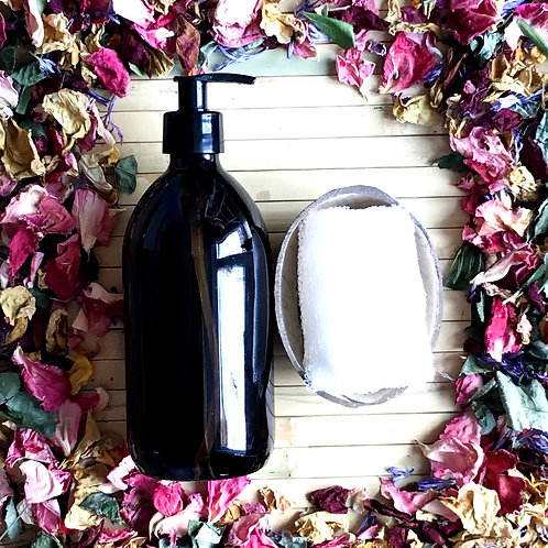 Shampoo & Conditioner Bottles x 2