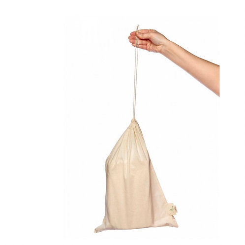 Organic Cotton Bread Bag & Produce Bag.